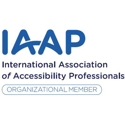 web de la Asociación Internacional de Profesionales de Accesibilidad